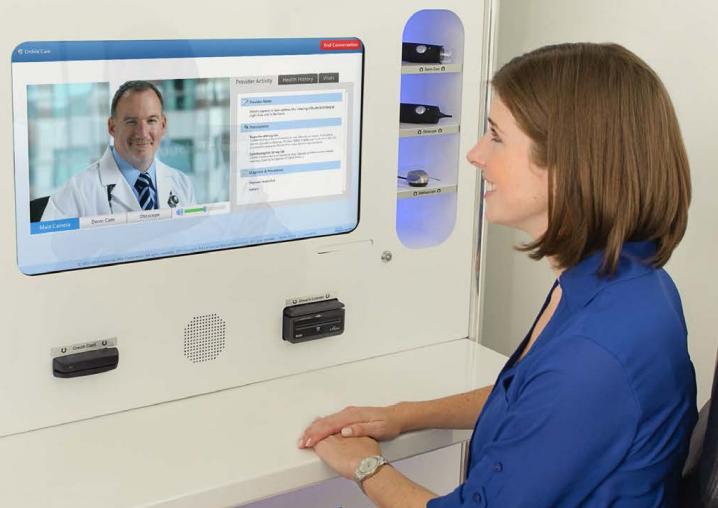 Роботизированная медицина