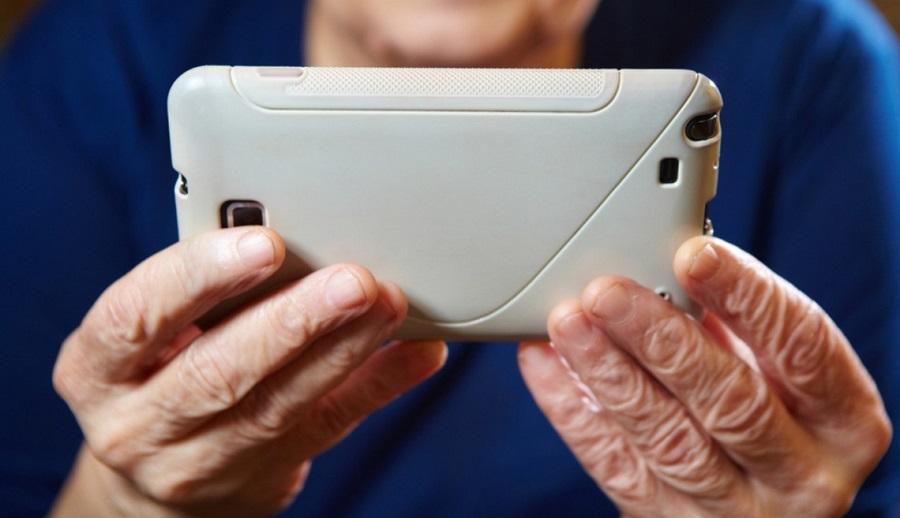 мобильные приложения для пожилых людей