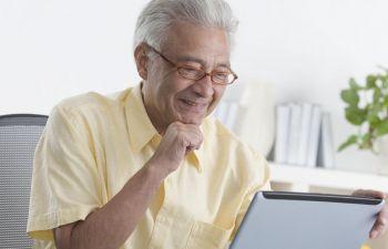 Телемедицина для дома пристарелых