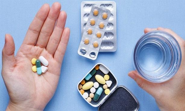 Таблетки от АД