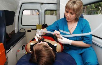 В Минздраве предложили оснастить машины скорой помощи видеосвязью