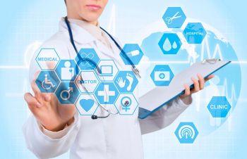 Платформа для здравоохранения на базе блокчейн