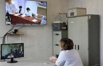 Более 40 медучреждений Вологодской области оснащены телемедицинским оборудованием