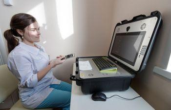 Больницы Новосибирской области получили 35 телемедицинских комплексов