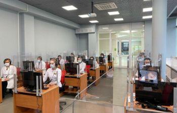 Центр телемедицины в МОНИКИ проконсультировал первую тысячу пациентов с COVID-19