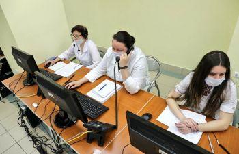 Центр телемедицины в Ульяновске обзвонил более 900 больных COVID-19