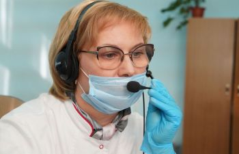 Челябинцы стали чаще обращаться к врачам онлайн