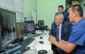 Телемедицинские услуги в Якутии