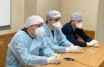 Игорь Греков проверил поликлиники Рязани и посетил сеанс телемедицины в ОКБ