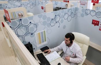 Минздрав рекомендовал лечить COVID-19 на дому с помощью телемедицины