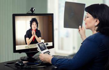 Виртуальный визит к врачу - решение многих проблем