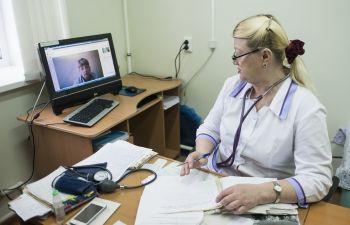 Телемедицина в Хабаровском крае