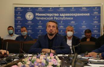 В Чеченской Республике планируется открытие телемедицинских центров