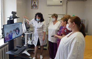 В детской поликлинике Магнитогорска появилась телемедицина