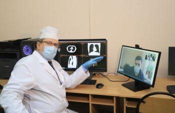 В Самарском медуниверситете открылся центр телемедицины для больных коронавирусом