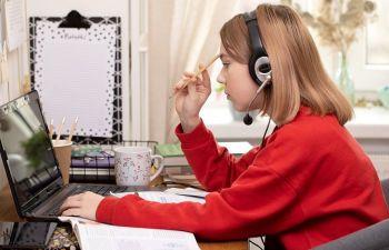 В Подмосковье набирает популярность постановка речи детям в онлайн-режиме