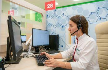 В телемедицинском центре МОНИКИ провели 3500 онлайн-консультаций