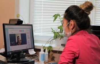 В южно-сахалинской поликлинике начали проводить сеансы телемедицины