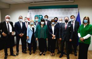 В Грузии открывается немецкий центр медицинской помощи