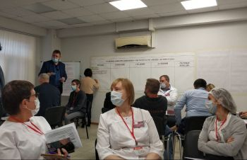 В Ростове прошла форсайт-сессия по развитию информационных систем для медицины