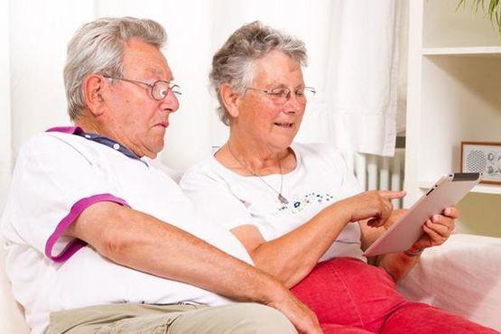приложения для пожилых людей