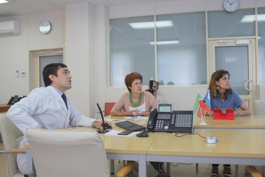 телемедицина в Татарстане