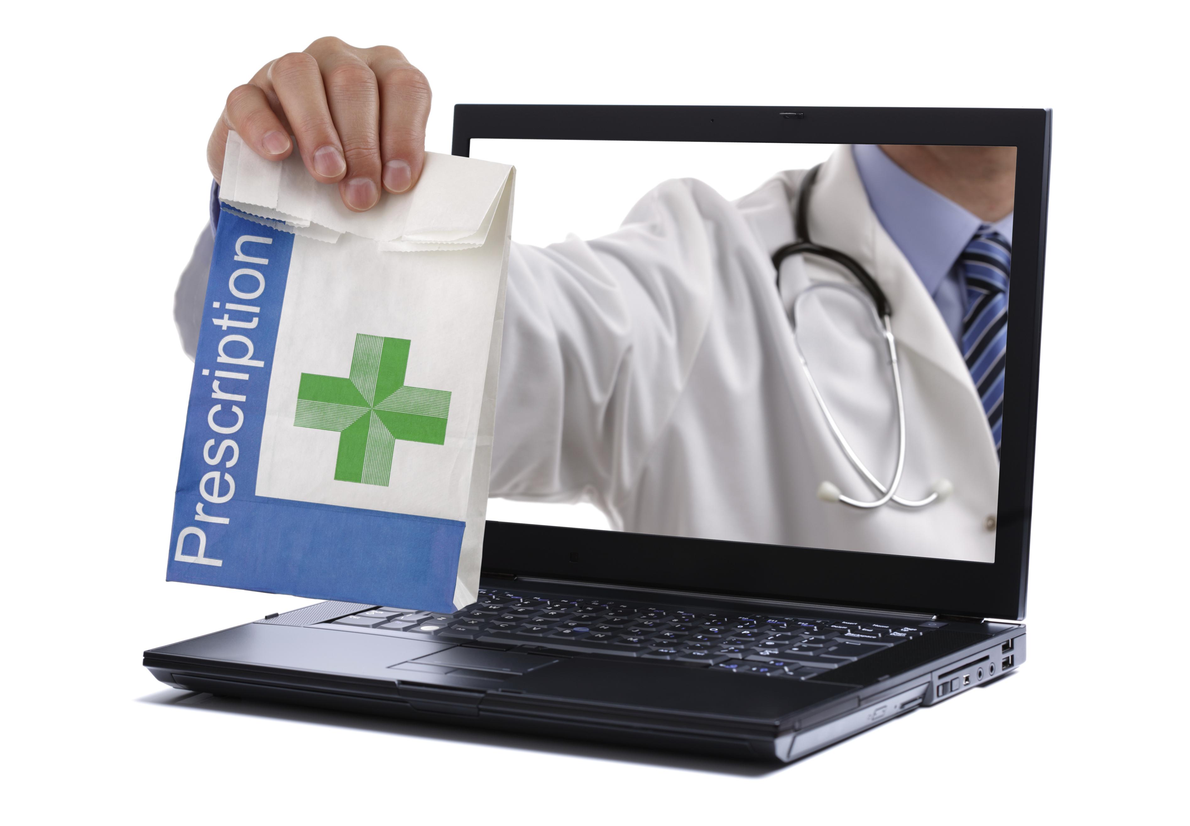 рецепт на лекарство в электронной форме