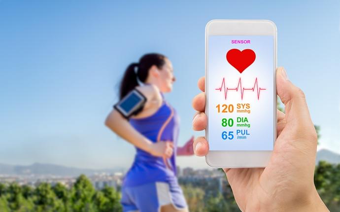 Health Sensor & App