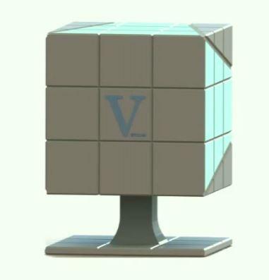 беспроводное и бесконтактное устройство со встроенным миниатюрным кубическим сенсором